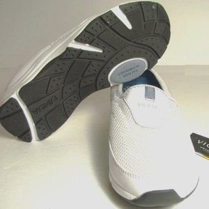 NEW VIONIC CLOG WHITE ( NO INSOLES ) 6.5 M